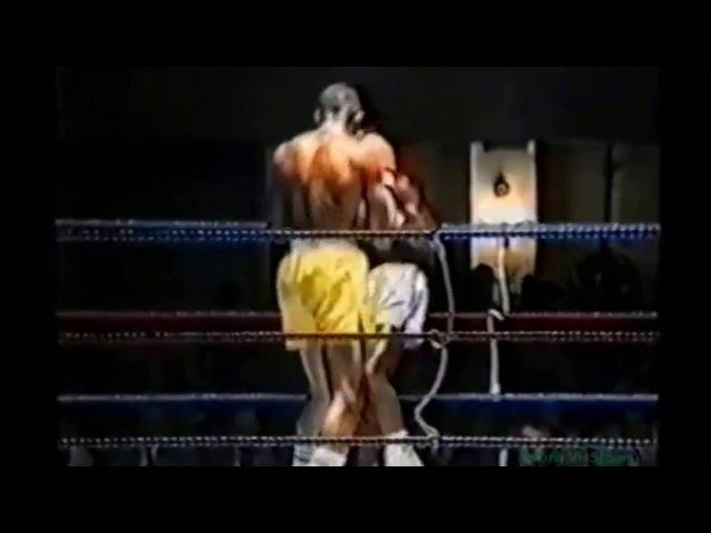 Дон Кинг на ринге - Don King on the ring