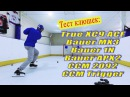 Большой тест топовых хоккейных клюшек ! BAUER , CCM, TRUE