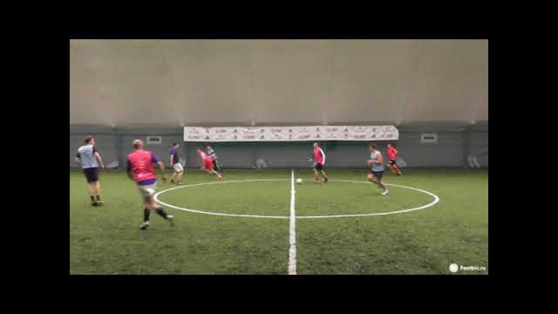 FOOTBIC.RU. Видеообзор 30.10.2017 (Метро Марьина Роща). Любительский футбол