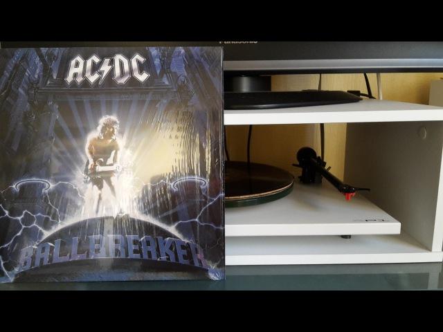 AC DC Ballbreaker Side1 Vinyl rip 1080p