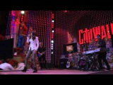 Dub on the Track - Cher Lloyd at City Walk