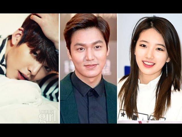 Ким У Бин в шоке от Ли Мин Хо и Сюзи Бэ! (Новости знаменитостей)
