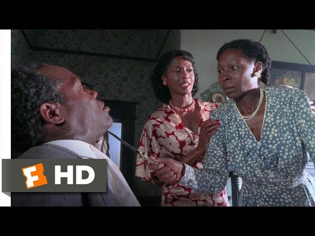 the color purple film critique Heart-wrenching and universally loved, the color purple isn't really about the color purple it's about the trials and tribulations of black women in the turn-of-the-century south, and how they conquered over all the abuse, the poverty, and the lack of.