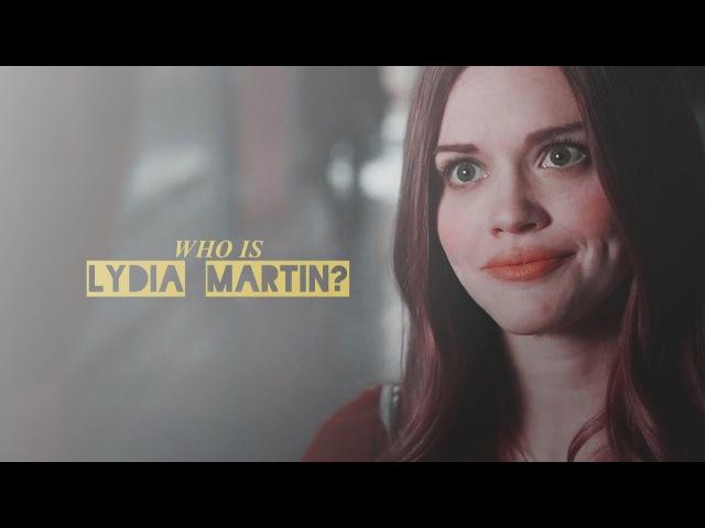 Who is Lydia Martin? [HBD SIMO!]