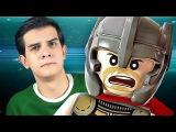 ТОР: РАГНАРЁК в LEGO Marvel Super Heroes 2 - Трейлер