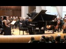 Uladzislau Khandohi (16 years), S. Rachmaninoff Concert 3 for piano and orchestra