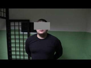 Задержание за кражу тормозных колодок на станции Инская