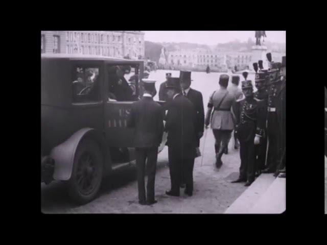 Версальский мир, подписание (лето 1919)