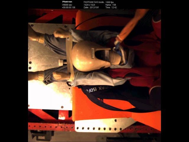 Ultimax Isofix's Crash Test A