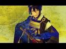 Touken Ranbu stage play [Fan made music video] 鈴木拡樹 (三日月宗近) Hiroki Suzuki as Mikazuki Munechika