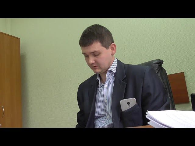 Прокурор Галущенко - пластмассовый неадекват Ч2
