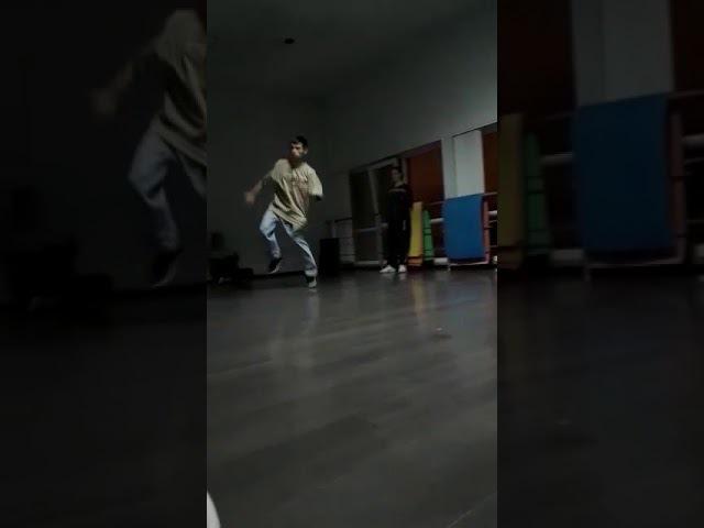 House-dance practice 11/10/17 Vancheck