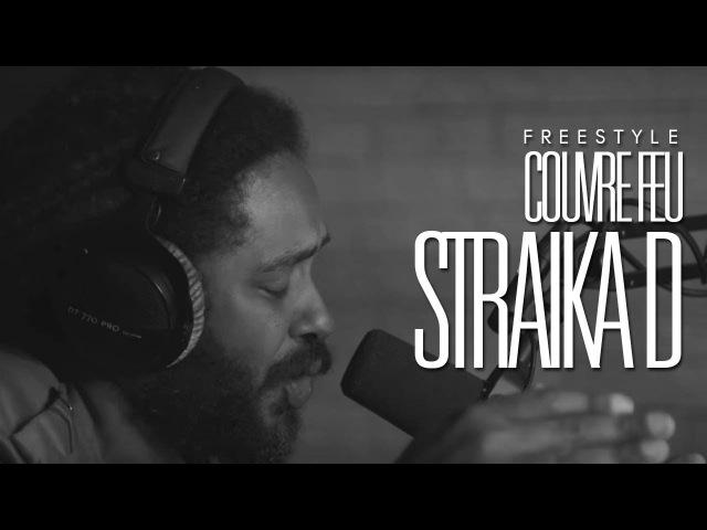 STRAIKA D - Freestyle dans COUVRE FEU sur OKLM RADIO {OKLM TV}