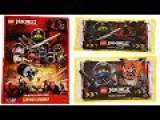 New Lego Ninjago Season 8 Trading Card Game Revealed !!!