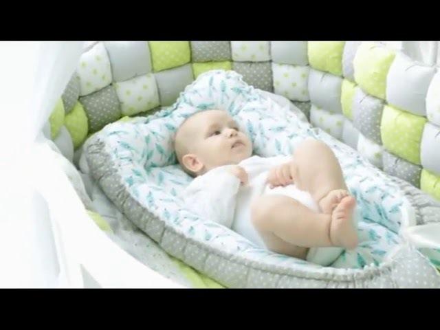 Кокон-гнездышко для новорожденного зачем нужно