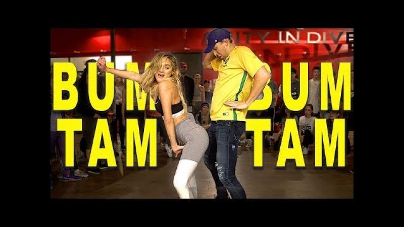 BUM BUM TAM TAM - J Balvin Future Dance | Matt Steffanina ft Chachi Gonzales