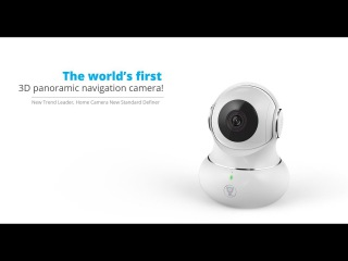 wi-fi камера для помещения TMNVISION