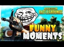 That's why Pan is the best Weapon in PUBG ¦ When a Girl is on Fire Funny PUBG Moments