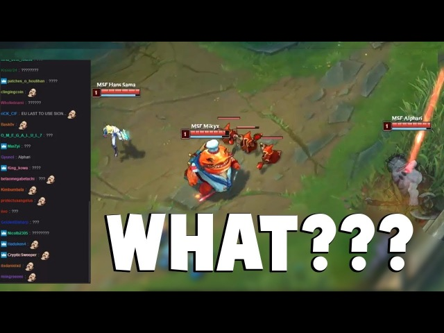 EPIC LVL 1 SION STRATEGY in LCS Will Make You Laugh... | | Funny LoL Series 267
