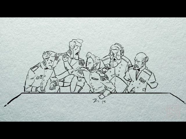 Краткое содержание - Война и Мир (Том III)