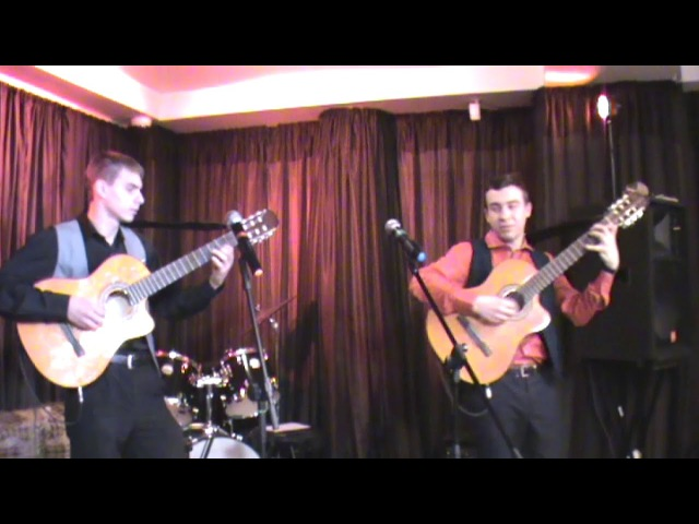 Gypsy Kings - Pharaon (guitar Blis Duo)