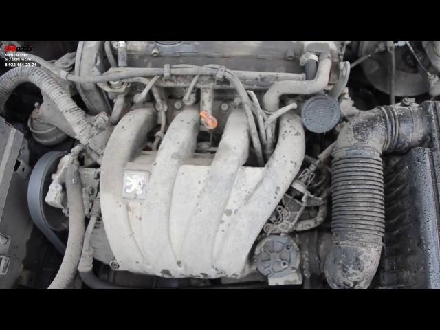 Двигатель Пежо Peugeot 406 1 8 16V, LFY1