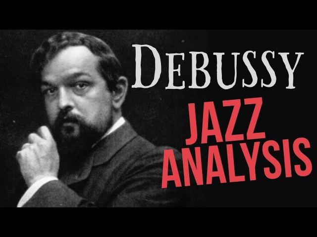 Debussy - La fille aux cheveux de lin- Jazz analysis/tutorial