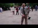 Дедушка танцует молодые так не смогут