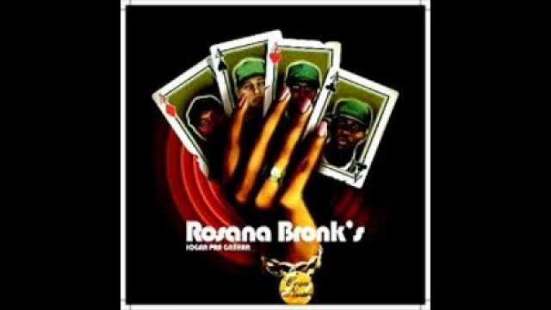Rosana Bronks - Quebradas Emoções