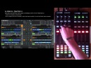 2x Allen Heath XONE K2 MIDI and LED mapping for using 4 channels with 4 FX in Traktor 2.5