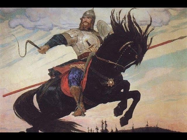 О воинах Руси - казаки. Велесогор