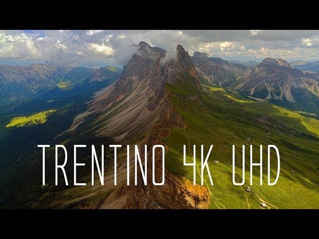 Trentino Alto Adige - 4k drone aerials