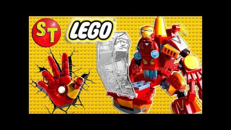 Супергерои Marvel Super Heroes строительные игрушки - eBay