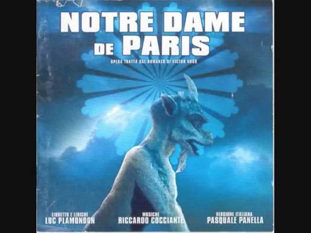 Notre Dame de Paris - 24 L'ombra (Live Arena di Verona)