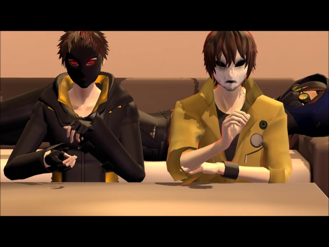 [MMD] (Creepypasta) When The Proxies Are Bored