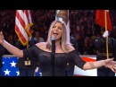 Fergie Performs The U S National Anthem 2018 NBA All Star Game