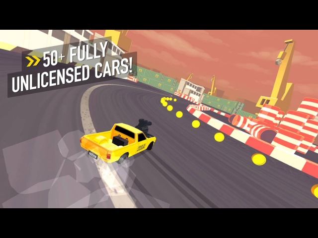 Thumb Drift Trailer - FREE on the Google Play Store!