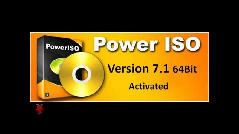 How To Download PowerISO Full Version For Free | PowerISO 7.1 64Bit full version for free