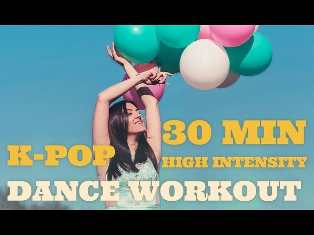[250 kcal] 30 min High Intensity K-pop Dance Workout | Cardio Sessions