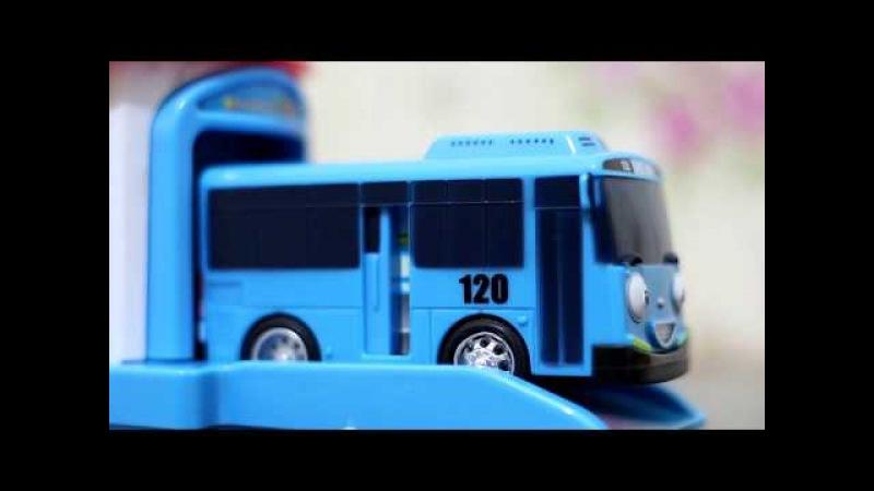 The Little Bus Tayo 🚗 Lagu Anak Tayo 🚗 Dia Tayo - Hai Tayo