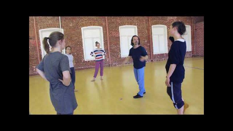 Фестиваль современного танца DAR 2017: Peter Jasko