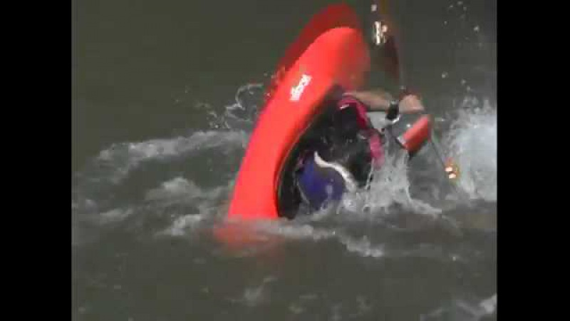 The Woo Woo - EJ's Advanced Playboating
