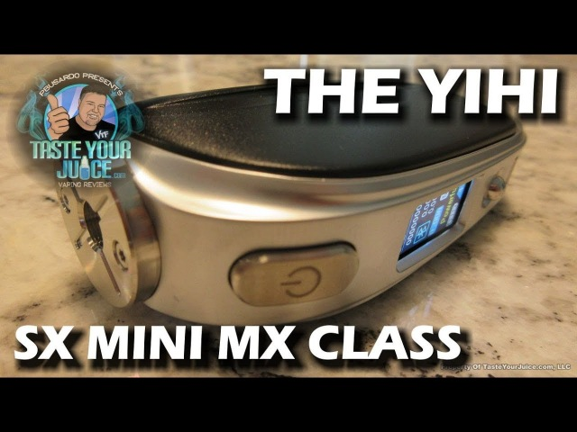 A PBusardo Review - The Yihi SXmini MX Class Last Contest Winner A New One!