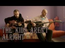 The Offspring The Kids Aren't Alright acoustic guitar cover tabs