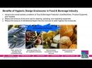 Food and Beverage IEEE Webinar