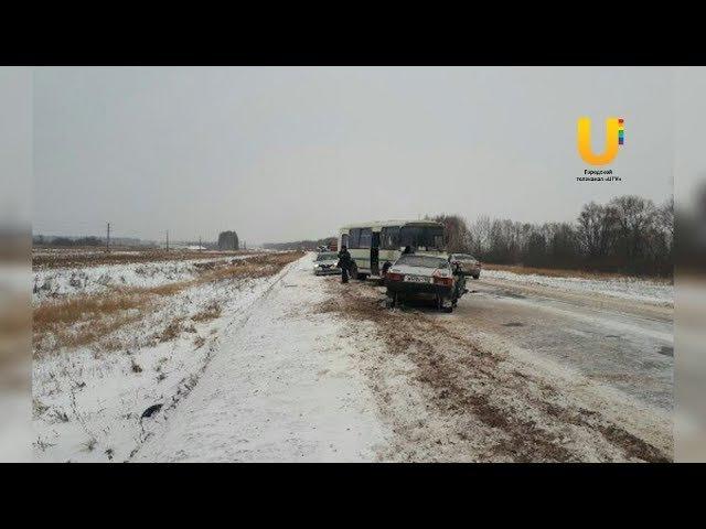Сотрудники ГИБДД призывают водителей быть внимательными на дорогах
