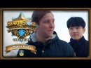 Hearthstone Championship Tour Chronicles Team Planet Odd Hoej Surrender