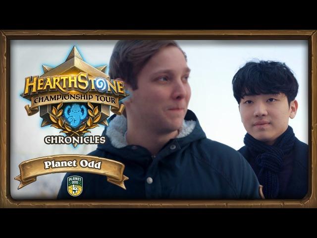 Hearthstone Championship Tour Chronicles – Team Planet Odd, Hoej Surrender