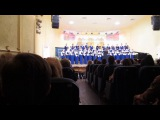 Народная хоровая капелла БГУ. Верую, Отче наш, Ubi caritas