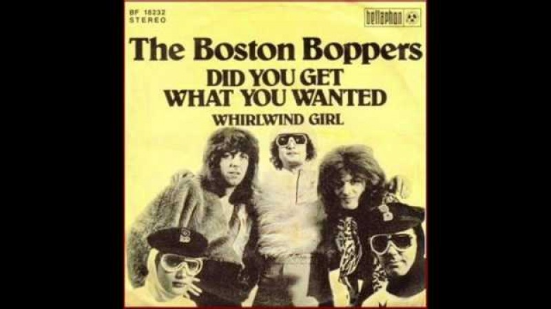 The Boston Boppers - Did You Get
